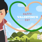 Happy Valentine's Day from Dolphin Browser!