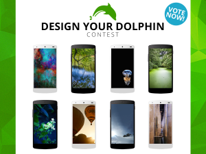 Vote now for your favorite design!