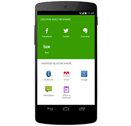 Features - Dolphin Browser for Android, iOS  Free