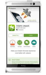 Dolphin Jetpack