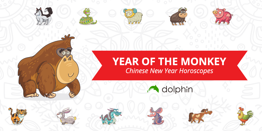 Year of the Monkey 2016 predictions for Techies - Dolphin ...