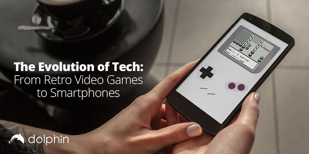 Today's technology would be nowhere without classic retro video games!